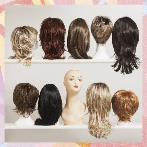 Different Types of Hair Wigs Sydney