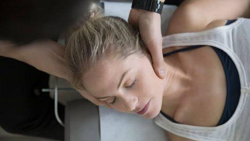 A chiropractor in Brisbane