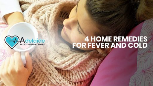 4 home remedies for fever and cold